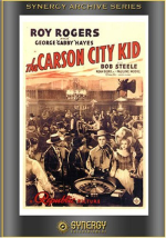 Carson City Kid dvd