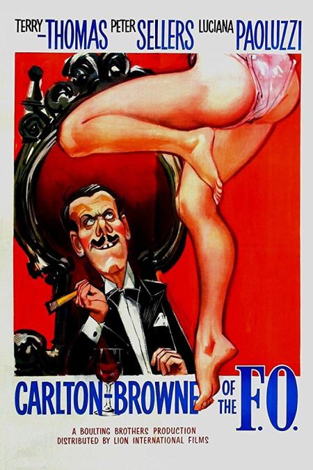 Carlton-browne of the fo 1958 b