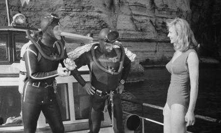 Oss 117 se dechaine diving