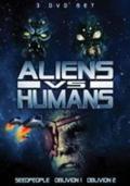 Aliens vs humans dvd set