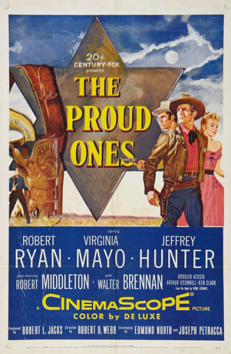 The proud ones 1956