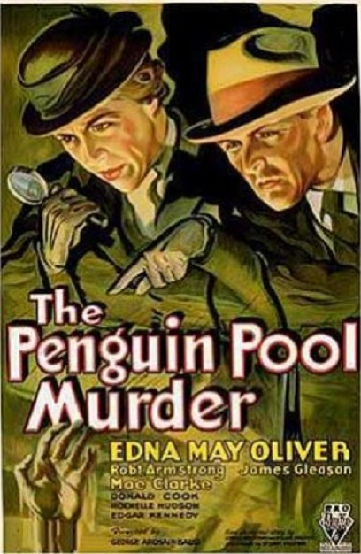Penguin pool murder 1932