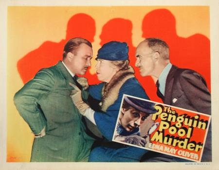 Penguin pool murder 1932 a