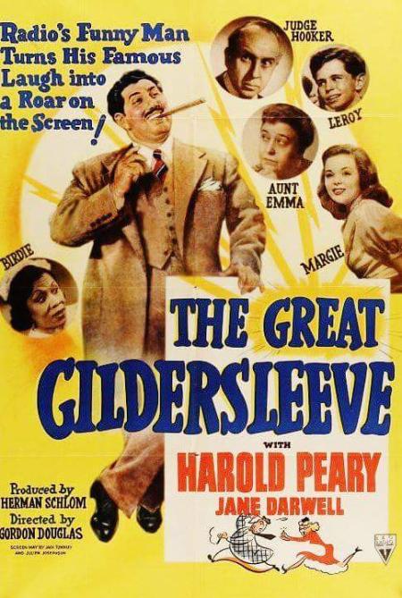 The great gildersleeve 1942