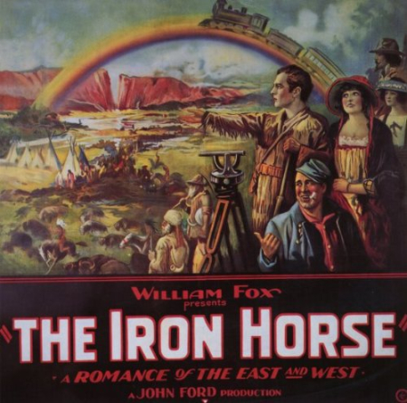 The iron horse 1924 b