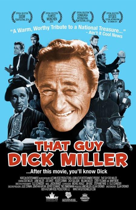 That guy dick miller 2014 poster