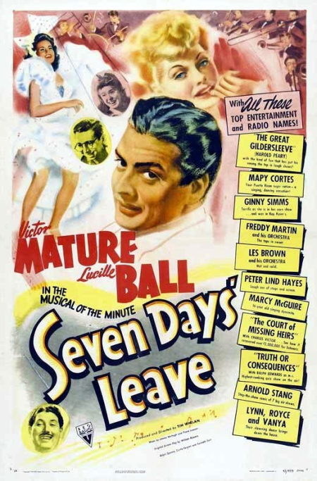 Seven day's leave 1942