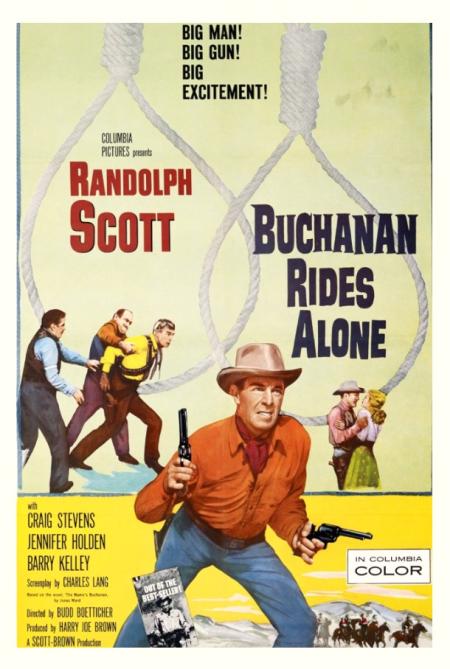 Buchanan Rides Alone 1958
