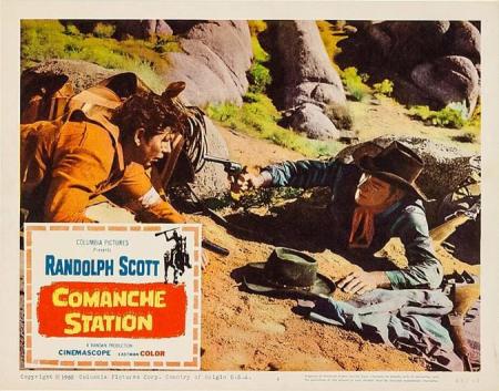 Comanche station 1960 b