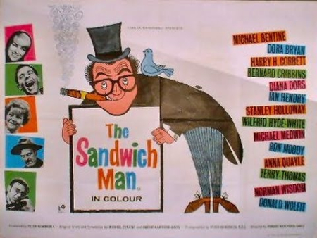 The Sandwich Man 1966 a