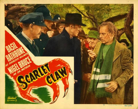 The Scarlet Claw 1944 g