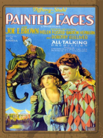Painted faces 1929