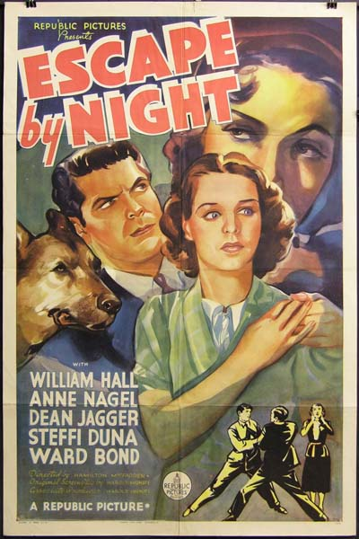 Escape By Night 1937