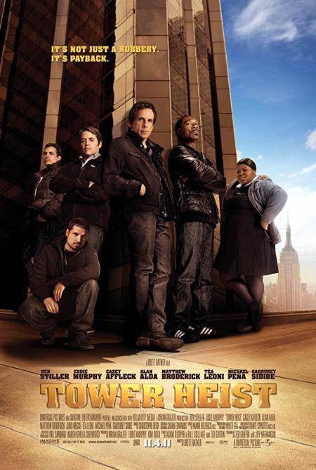 Tower heist 2011