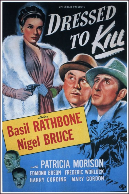 Dressed to Kill 1946 a