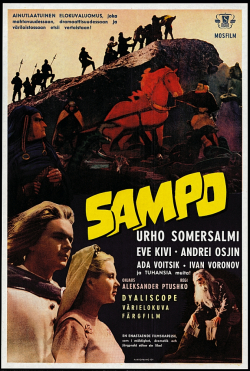The day the earth froze sampo