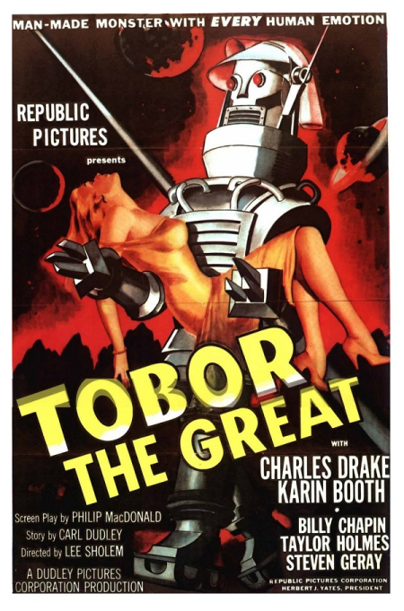 Tobor The Great 1954 g