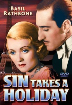 Sin Takes A Holiday 1930 g
