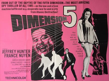 Dimension 5 1966 fnm679