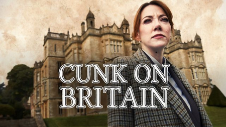 Cunk on britain show title