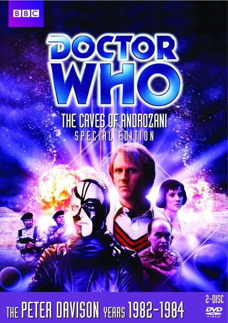 Doctor who 136 cave androzani