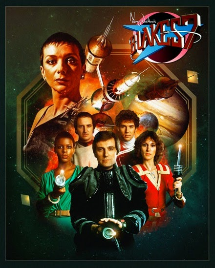 Blakes 7 cast series 3 a
