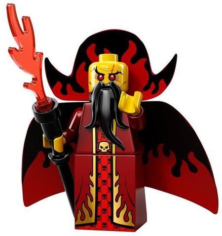 71008-10 Evil Wizard