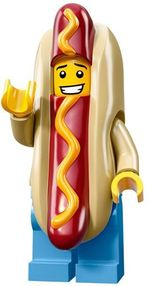71008-14 Hot Dog Man