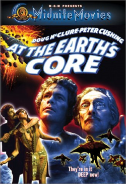At the earths core midnight movies dvd