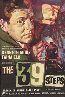39 steps 1959