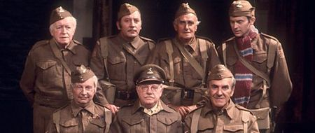 Dad's army cast