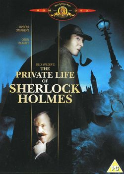 The Private Life Of Sherlock Holmes dvd