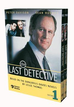 The last detective dvd