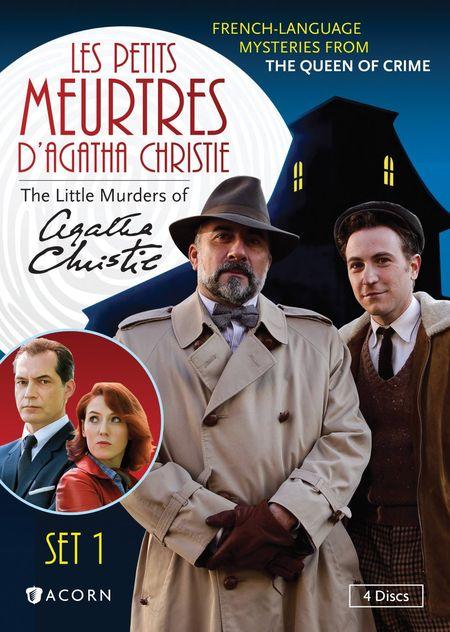 Les Petits Meurtres d'Agatha Christie dvd