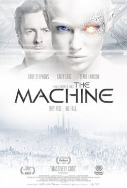 The Machine 2013Poster