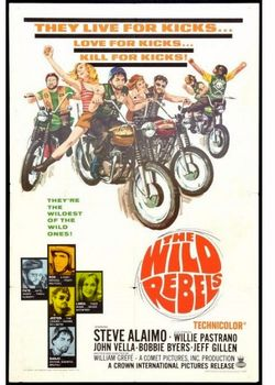 Wild rebels poster-001