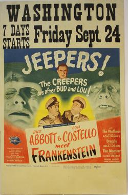 Abbott And Costello Meet Frankenstein 1948 d