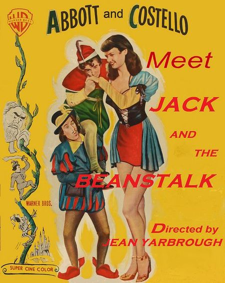 Jack and the Beanstalk is a 1952
