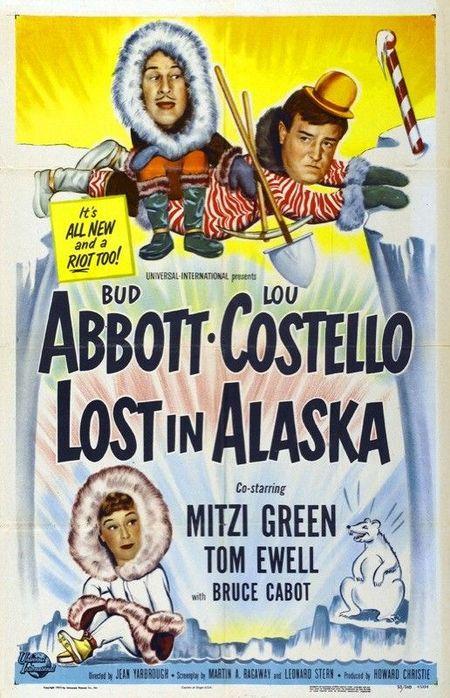 Lost in Alaska is a 1952