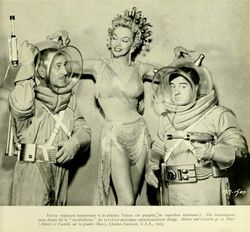 Abbott And Costello Go To Mars 1953 f