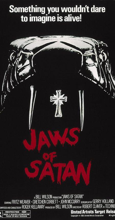 Jaws of satan 1981