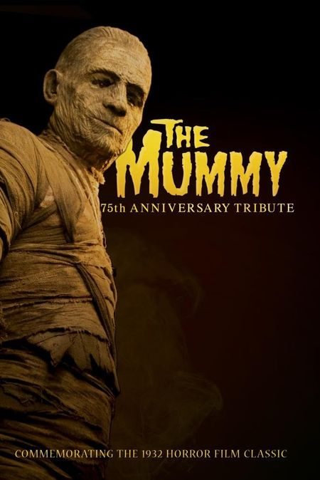 The mummy 75th ann trib