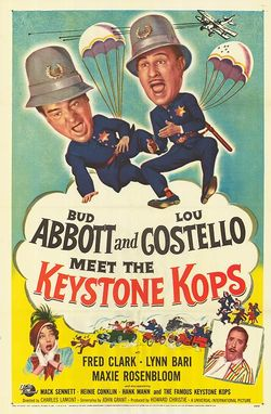 Abbott And Costello Meet The Keystone Kops 1955 b