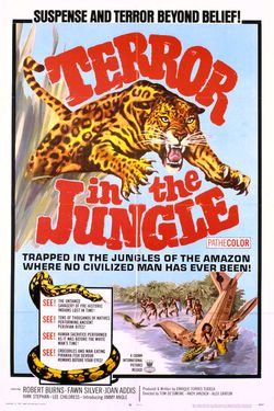 Terror In The Jungle is the 1968