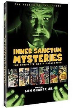 Inner sanctum mysteries dvd