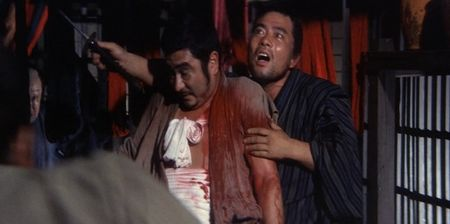 Zatoichi 18 z and the fugitives (45)-001