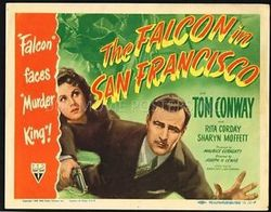 The falcon in san francisco a