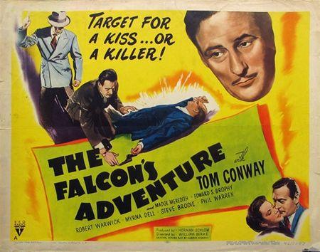 The falcons adventure