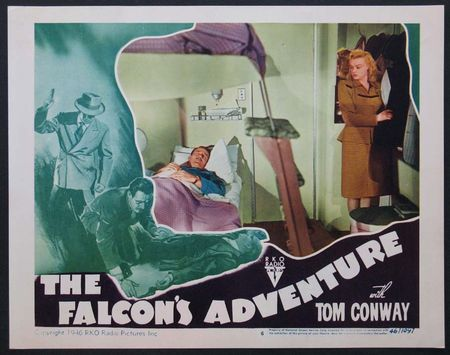 The falcons adventure a