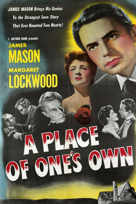 A place on one's own poster